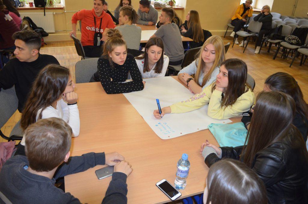 Działania projektowe w Polsce