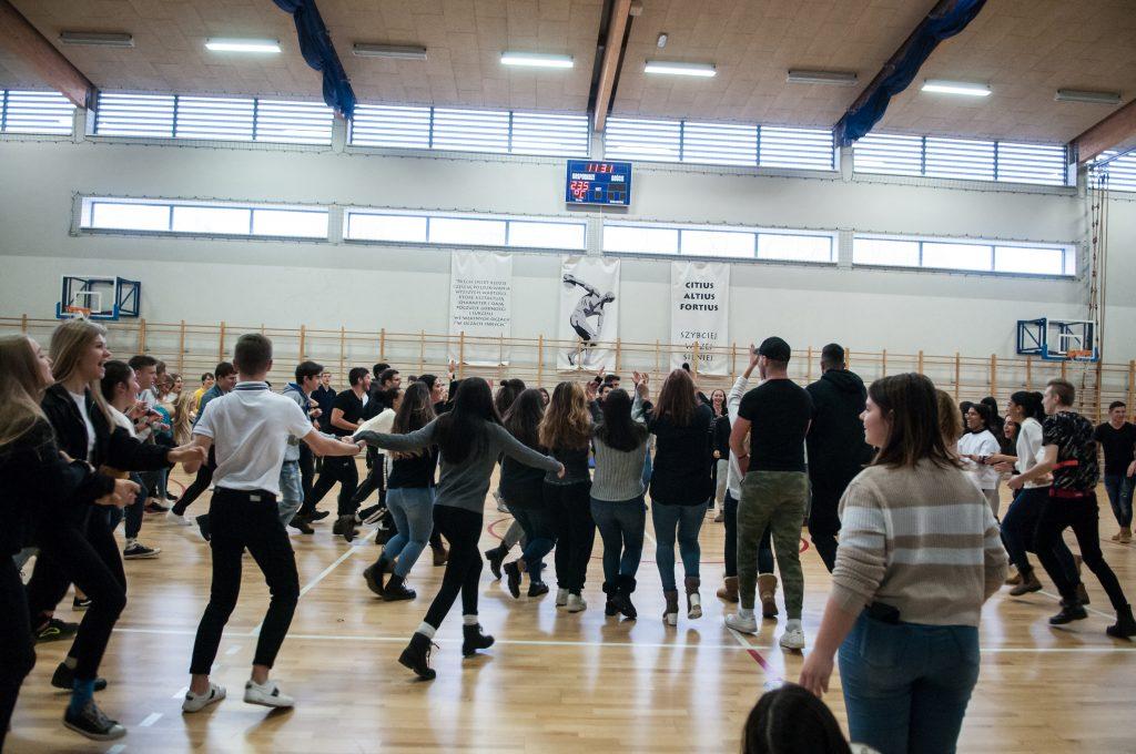 Wizyta młodzieży z Izraela