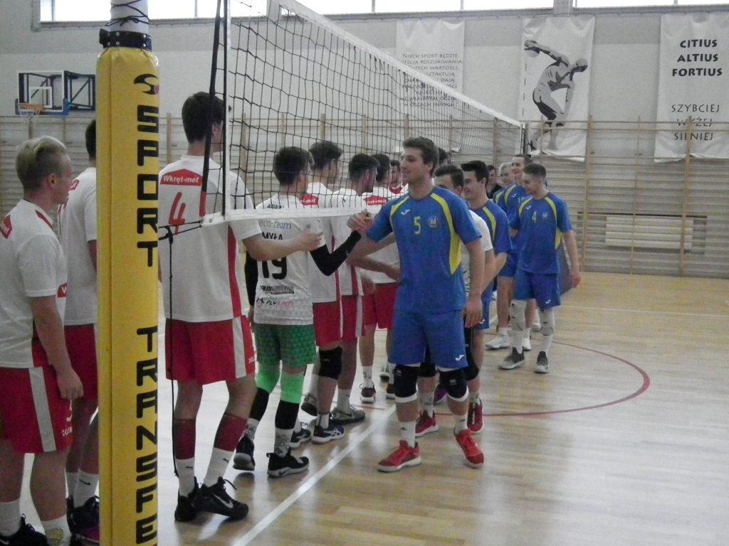 Mistrzostwa Częstochowy szkół średnich w Siatkówce Chłopców