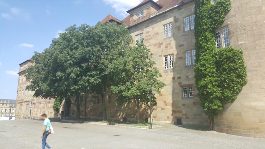Wymiana z Hilda Gymnasium w Pforzheim 2017