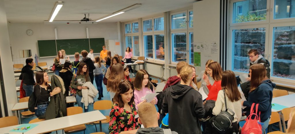 Mobilność w Heindenheim (Niemcy) w ramach projektu Erasmus +