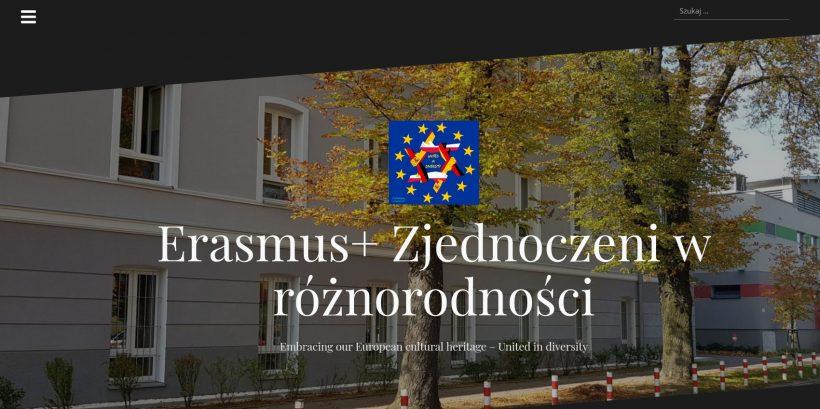 """Zjednoczeni w różnorodności"" (Embracing our European Cultural Heritage-'' United in Diversity'')"